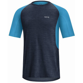 GORE WEAR R5 Maglietta Uomo, orbit blue/dynamic cyan